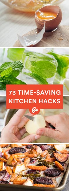 From keeping tears away while you chop an onion to brewing coffee without a coffee maker, we've... #kitchen #hacks http://greatist.com/health/kitchen-tips-hacks