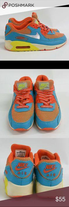 the best attitude 87209 2e4f4 Nike AIR MAX 90 Size 7 Sneakers Trainer Rare  135