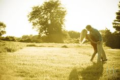 www.mkPhoto.com [Documenting Life] Beautiful sun drenched engagement portrait beaming with love and golden light