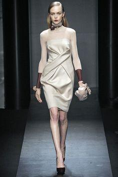 Salvatore Ferragamo Fall 2009 Ready-to-Wear Fashion Show - Siri Tollerød
