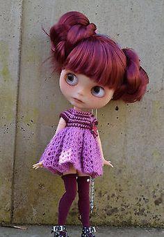 OOAK custom Blythe doll *** ISABELA *** customized by Nora | eBay