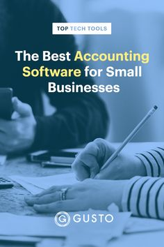 These Are the Best Accounting Tools, According to Small Business Owners Looking for the best accounting software for your small business? Click through to learn what bookkeeping software other small business owners are using and why they love it! Small Business Accounting Software, Bookkeeping Software, Small Business Bookkeeping, Business Money, Online Business, Business Tips, Online Entrepreneur, Business Entrepreneur, Quickbooks Online