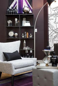 Modern Living Room photo by Decor Aid