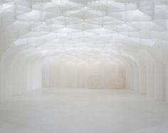 Aurora Soft Fabric Installation by Ryuji Nakamura (2)
