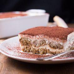 Creamy Tiramisu - One of the most delicious Italian classic desserts.
