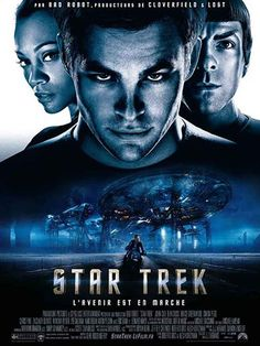 Star Trek XI - Affiche France
