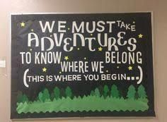 My first board of the year! My first board of the year! Camping Bulletin Boards, Welcome Bulletin Boards, Summer Bulletin Boards, Back To School Bulletin Boards, Classroom Bulletin Boards, Classroom Themes, School Decorations, School Themes, Ra Themes