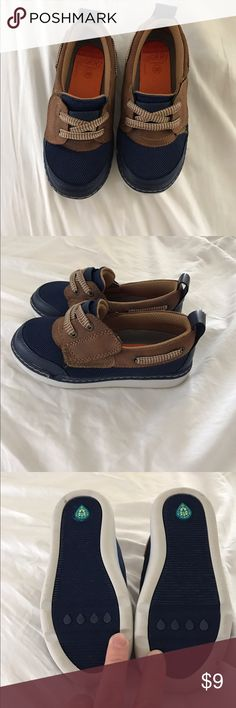 Toddler/Little Boy Shoes My 4 yr old wore these once on Easter. Look great with jeans or khaki shorts. Shoes