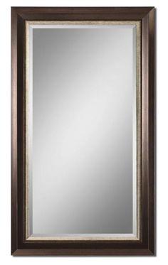 Uttermost 14214 Blaisdell Espresso Bronze Mirror