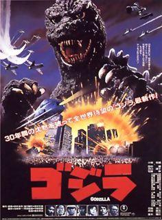 """The Return of Godzilla"" (1984, Toho)"