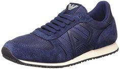 Armani Jeans Shoes & Bags De B652432, Sneakers Basses Homme
