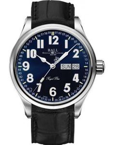 Buy this Ball Trainmaster Royal Blue Limited Edition here at Exquisite Timepieces, we are Authorized Dealers Richard Mille, Patek Philippe, Watch Companies, Watch Brands, Devon, Rolex Watches, Watches For Men, Cartier, Gentleman Watch