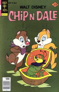 Chip @ Dale | Chip 'n' Dale #49 via | buy on eBay | add