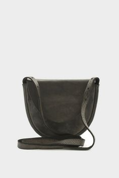 GUIDI | Black Culata Bag