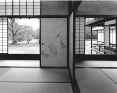 (2) Katsura - Chushoin - South side of the first room