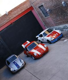Porsche 911 from Magnus Walker