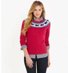 Vineyard vines {} sweater