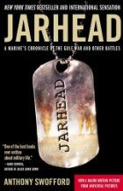 Jarhead : a Marine's chronicle of the Gulf War and other battles  https://catalog.vsc.edu/cscfind/Record/336946