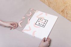 Graphic design // booklet // Editorial / The Studio branding