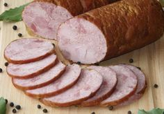 How Do You Smoke Meat? - Healthy Diet Food Subs and Shakes Ham Sausage Recipe, Best Sausage, Healthy Diet Recipes, Pork Recipes, Homemade Bologna, How To Make Sausage, Kielbasa, Polish Recipes, Smoking Meat