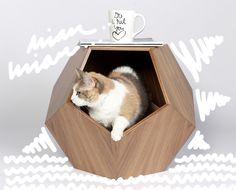 Si tienes a una mascota en tu vida y eres fanática de la decoración, consiéntela con este mobiliario diseñado especialmente ellos.