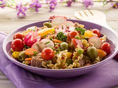 Pasta-salata s tunjevinom, maslinama i peršunom | Hrana za dušu