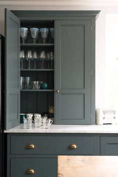 Hampton Court Kitchen | deVOL Kitchens BESPOKE COLOUR