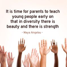 Diversity Quotes Amy Tolbert Amystolbert On Pinterest