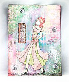 A Mermaids Crafts: Spring Blog Hop!!