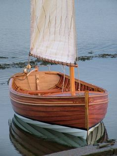 would gladly take a sail in this one :)