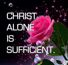 Christ is all I need