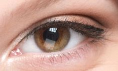 Permanent eyeliner!