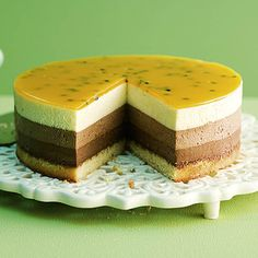 Charlotte Torte, Torte Recepti, Gateaux Cake, Best Cake Recipes, Loaf Cake, Sweet Treats, Cheesecake, Food And Drink, Yummy Food