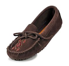 Manitobah Mukluks Limited Edition Trader Moccasin Chocolate #MocMonday