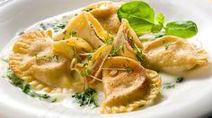 Ravioli mit Feta-Tomatenfüllung  / Quelle: ZDF