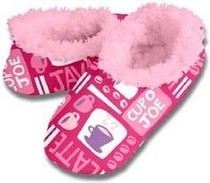 snoozies! Blast Dip Dyed Women's Sherpa Footcoverings -- For more information, visit now at Women's Shoes board