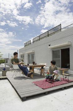 Indoor Picnic, Terrace Decor, Balcony, Minimalism, House Design, Patio, House Styles, Interior, Outdoor Decor