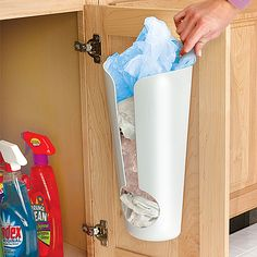 PLASTIC BAG HOLDER from Get Organized