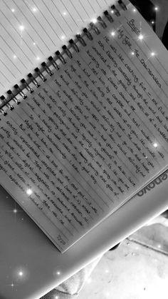 Notebook scribbles.