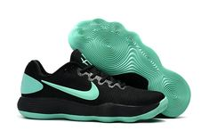 buy online 932d2 11f5e Now Buy Nike Hyperdunk 2017 Low Black Lake Blue For Sale Save Up From Outlet  Store at Nikelebron.