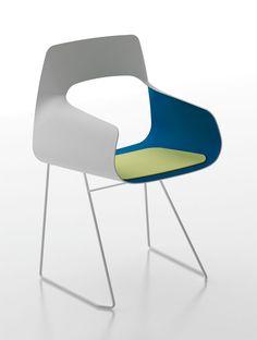 Bowling Chair by David Okum at Coroflot.com