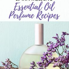 If you're tired of buying store bought perfume, here are 15 amazing DIY Essential Oil Perfume Recipes that anyone can make! Vanilla Essential Oil, Cedarwood Essential Oil, Patchouli Essential Oil, Essential Oil Perfume, Essential Oil Uses, Diy Perfume Recipes, Soap Recipes, Recipies, Diy Vitamin C Serum