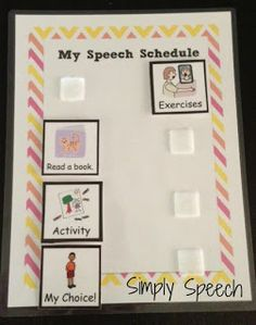 Tame Some Behaviors With Visuals! - [Simply Speech!]