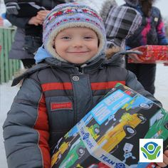 Igor was ecstatic to receive his shoebox because it was the first Christmas presents he had ever received. He could not believe all the amazing gifts inside were for him and he smiled from ear to ear the whole way home. Christmas Shoebox Appeal, Amazing Gifts, First Christmas, Shoe Box, Christmas Presents, Ukraine, Best Gifts, Winter Hats, Ear
