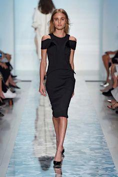 Toni Maticevski Ready-To-Wear S/S 2014/15