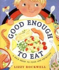 top 10 list of books about healthy eating for kids
