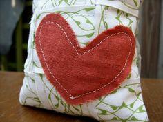 made with love... bleach designs custom fabric printed @ spoonflower.com