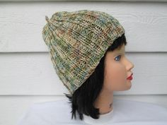 For fun loving Ladies - this is the perfect item to keep face warm and look the cutest ever!!!  It will keep your head and face warm and cozy against the cold days and nights..  The beard is detachable .  Perfect gift .  The beard NO NEED to be sewn to the hat - Just tie it in the back above your ears and put on the HAT and you are ready to Rock@Roll !!!! It is made from soft 100% acrylic yarn for easy care.  The Long beards are my own original design and 100% Handmade. All copyright…
