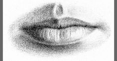 Draw Face Sketch a mouth - Have you always enjoyed sketching and doodling, but you've never actually tried your hand at real drawing techniques before? Drawing is something that we Lips Sketch, Face Sketch, Sketch Mouth, Doodle Art Drawing, Basic Drawing, Wall Drawing, Mouth Drawing, Drawing Faces, Drawing Lips