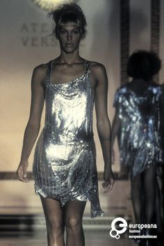 Gianni Versace, Spring-Summer 1994, Couture